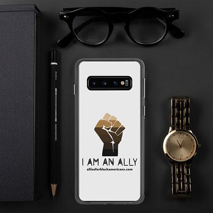 I AM AN ALLY Samsung Case