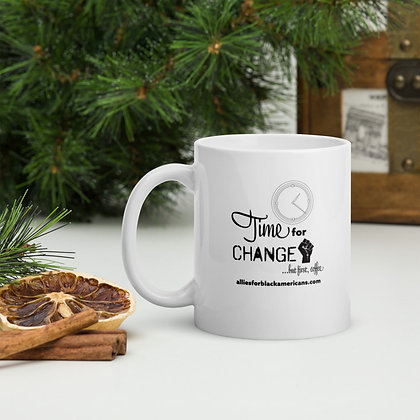 AFBA But First Coffee Mug