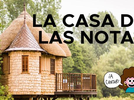 La Casa de las Notas nº4 (si-do')