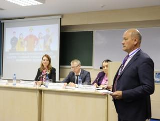 19 октября 2018 года в рамках XVII Форума предпринимательства Сибири прошел круглый стол «Енисейс