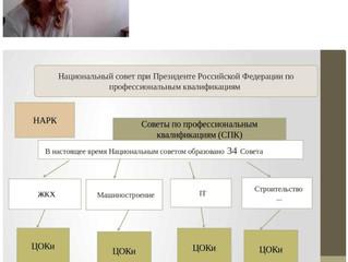 «Алгоритм внедрения профессиональных стандартов в лесной отрасли (нормативное и методическое обеспеч
