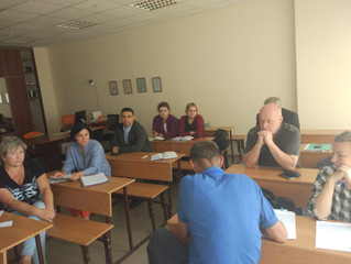 Профессионально-общественное обсуждении проектов актуализированных профессиональных стандартов в сфе