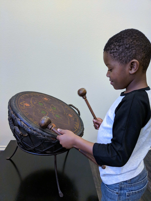 Drumming Rhythms