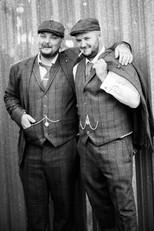 Peaky Blinders Wedding