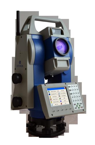 STONEX R80 Robotiskais Tahimetrs