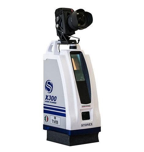 STONEX X300 Kameras komplekts