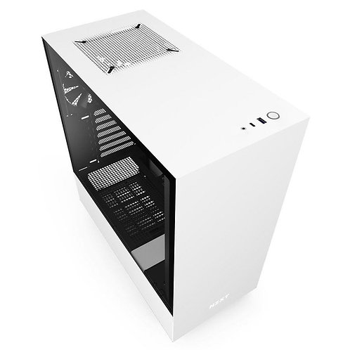 NZXT H510 MidiTower White