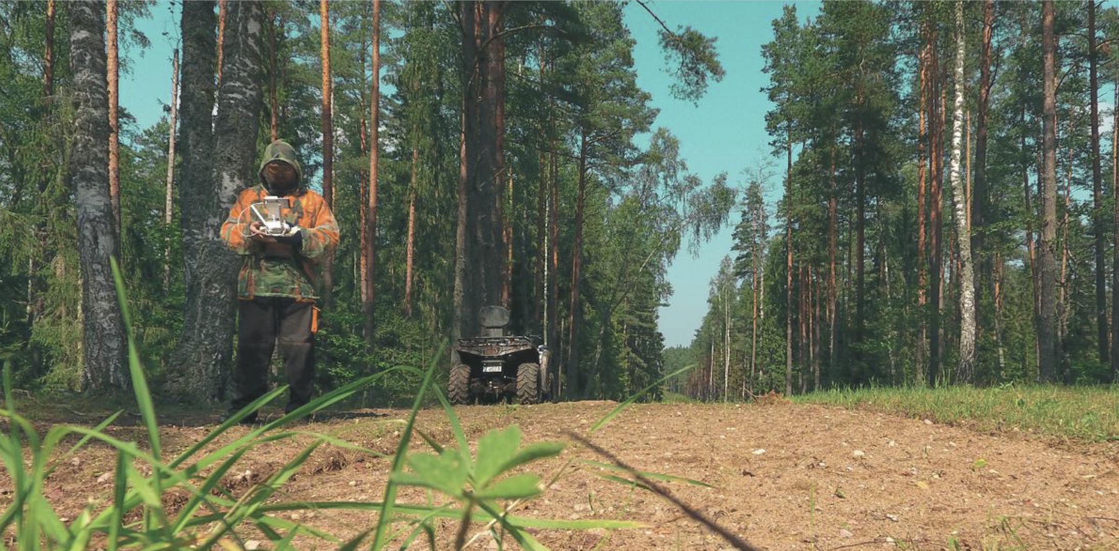 Topogrāfiskā plāna izgatavošana Latvijas-Baltkrievijas pierobežas teritorijā, 2018