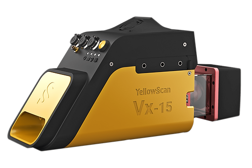 YellowScan Vx-15