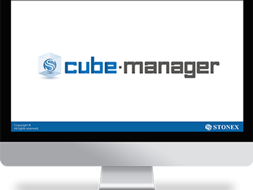 STONEX Cube-manager