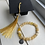 Thumbnail: Yellow Bead Graduation Bracelet