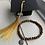Thumbnail: Wood Bead Graduation Bracelet