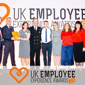 UK Employee Experience Awards 2019 Winners!