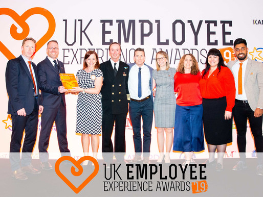 UK Employee Experience Awards 2019 Winners!