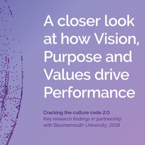 Cracking the culture code 2.0