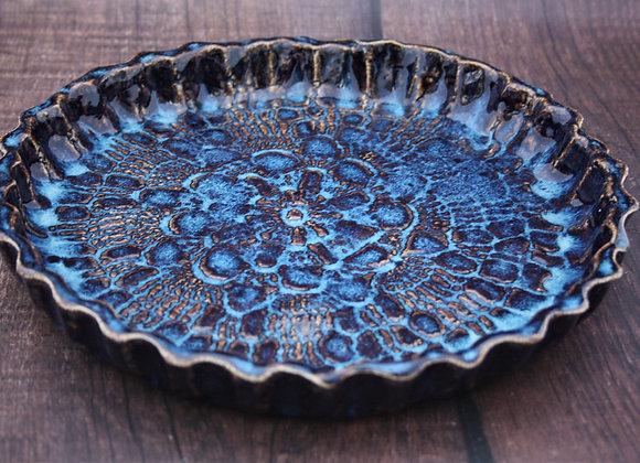 Doily Tart Plate