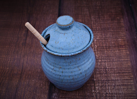 Small Honey/ Sugar pot