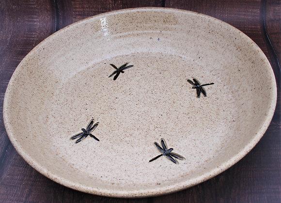 Dragonfly Serving Platter