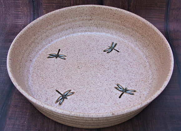 XL Dragonfly Platter