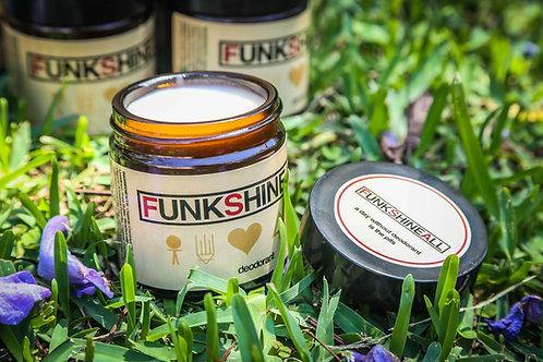 Funk Shine All Deodorant that works (60g. Vegan)