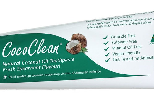 CocoClean Toothpaste
