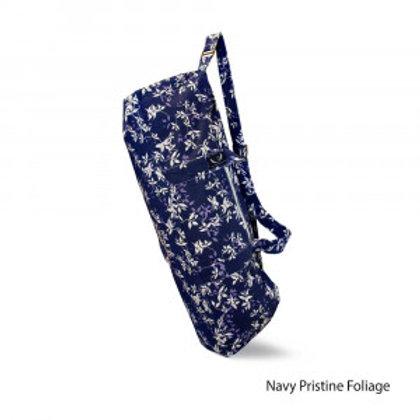 Organic Cotton Tote Yoga Mat Bag - Prints