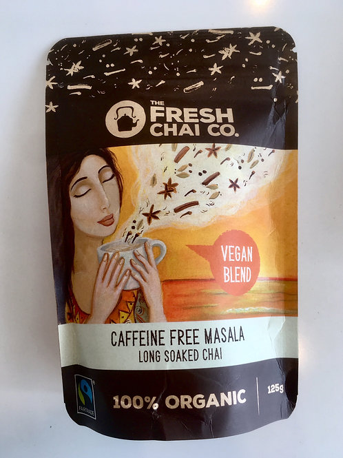 The Fresh Chai Co. - Caffeine Free Masala Long Soaked Chai 125g