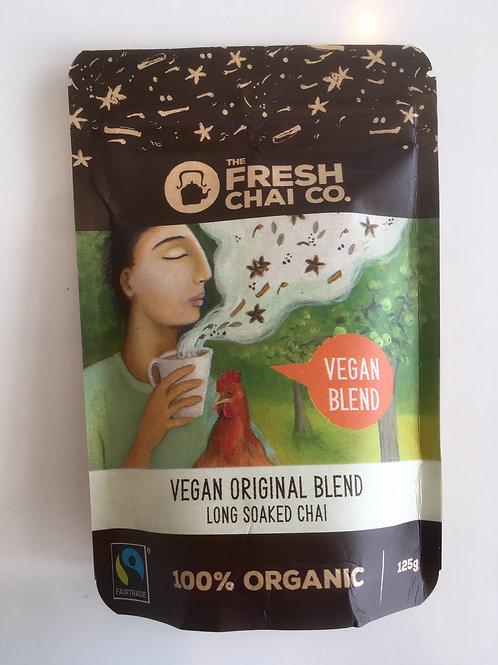 The Fresh Chai Co. - Vegan Original Blend Long Soaked Chai 125g