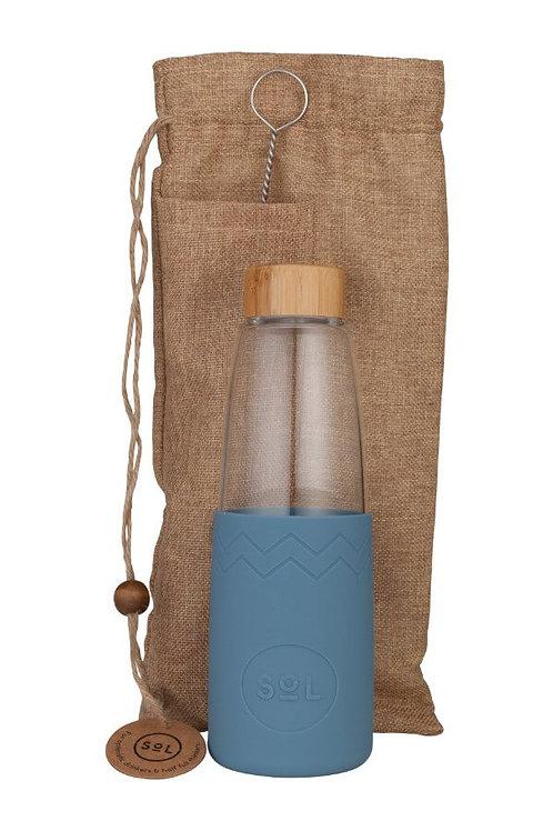 SOL bottle (Blue Stone)