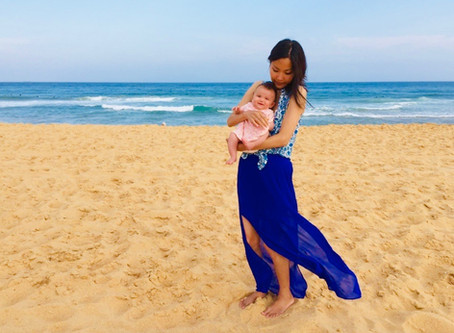 From surviving to thriving. How I turned my life around as a new mum.