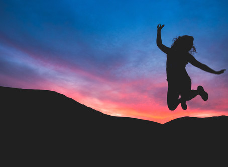 5 questions to ask yourself to be a happier & healthier you