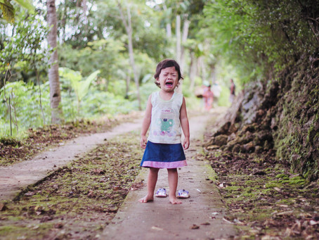 From Terrible Twos to Threenagers: How to handle toddler tantrums with mindfulness