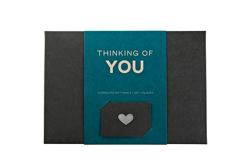 Pana Chocolate Gift Pack - Thinking of you