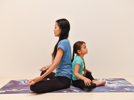 Mindfulness for kids - 3 ways to enjoy mindfulness with your toddlers
