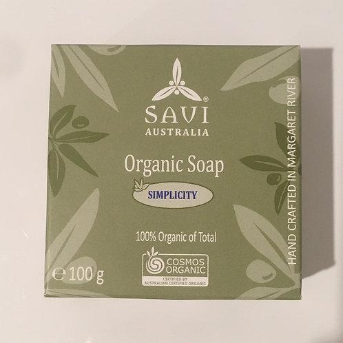 Savi Organics - Organic Soap Simplicity