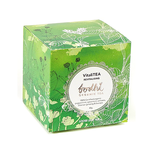 VitaliTEA | Revitalising | Bodhi Organic Tea