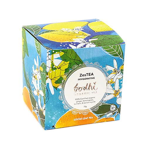 ZesTea | Invigorating | Bodhi Organic Tea