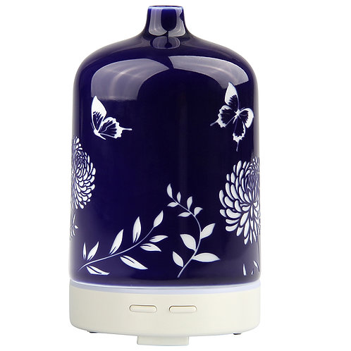 Perfect Potion Ceramic Aromatherapy Diffuser (Blue)