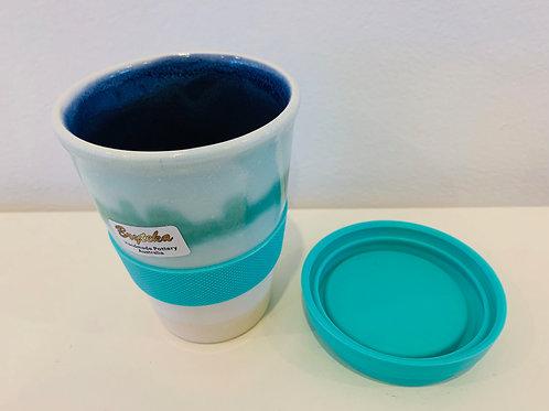 Bryteka Pottery Travel Cups