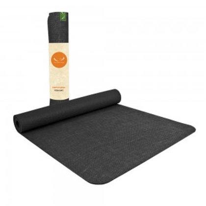 Stretch Now Earth Fusion Yoga Mat - Natural Jute & Rubber Yoga Mat