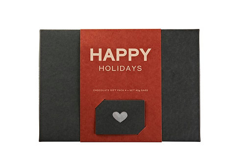 Pana Chocolate Gift Pack - Happy Holidays