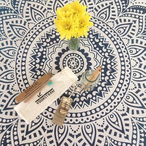 Eco Child (1 toothbrush & 2 straws)