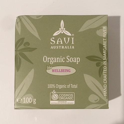 Savi Organics - Organic Soap Wellbeing