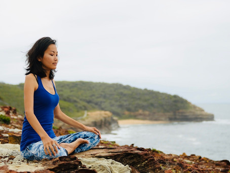 3 simple ways to feel calm when you're stressed