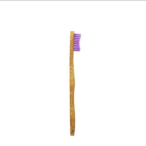 Bamkiki Bamboo Toothbrush, Kids (5-10 years old) -Mystica