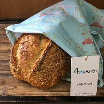 Bread Bag (Love Birds)