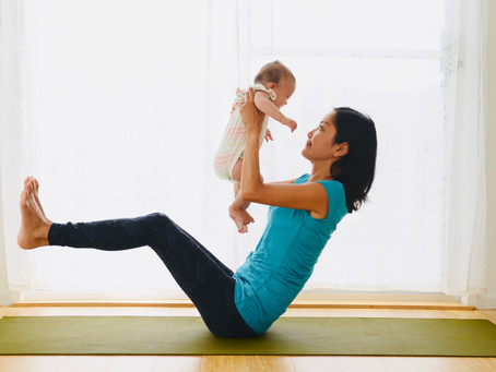 The biggest mistake I made as a new mum