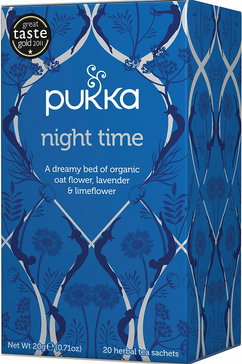 Pukka (Night Time)