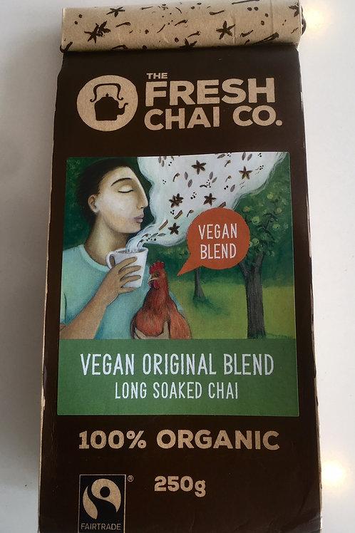 The Fresh Chai Co. - Vegan Original Blend Long Soaked Chai 250g