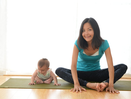 How to reduce stress: 6 tips for new mums
